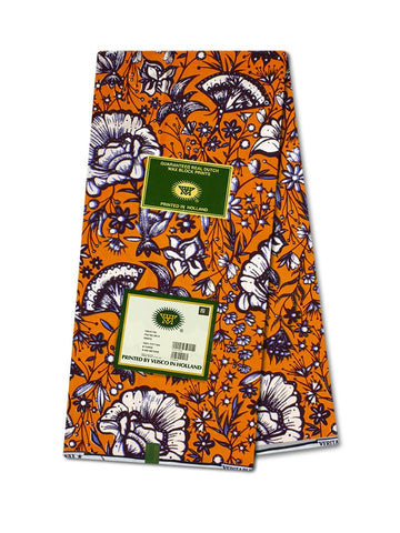 Vlisco Hollandais Gold Edition VHG564 - NEW!