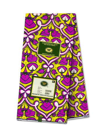 Vlisco Hollandais Gold Edition VHG565 - NEW!