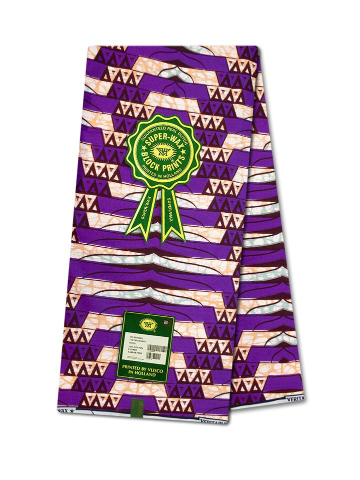 Vlisco Super Wax Collection VSW522 - NEW!