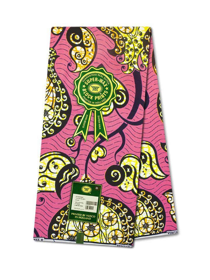 Vlisco Super Wax Collection VSW551 - NEW!