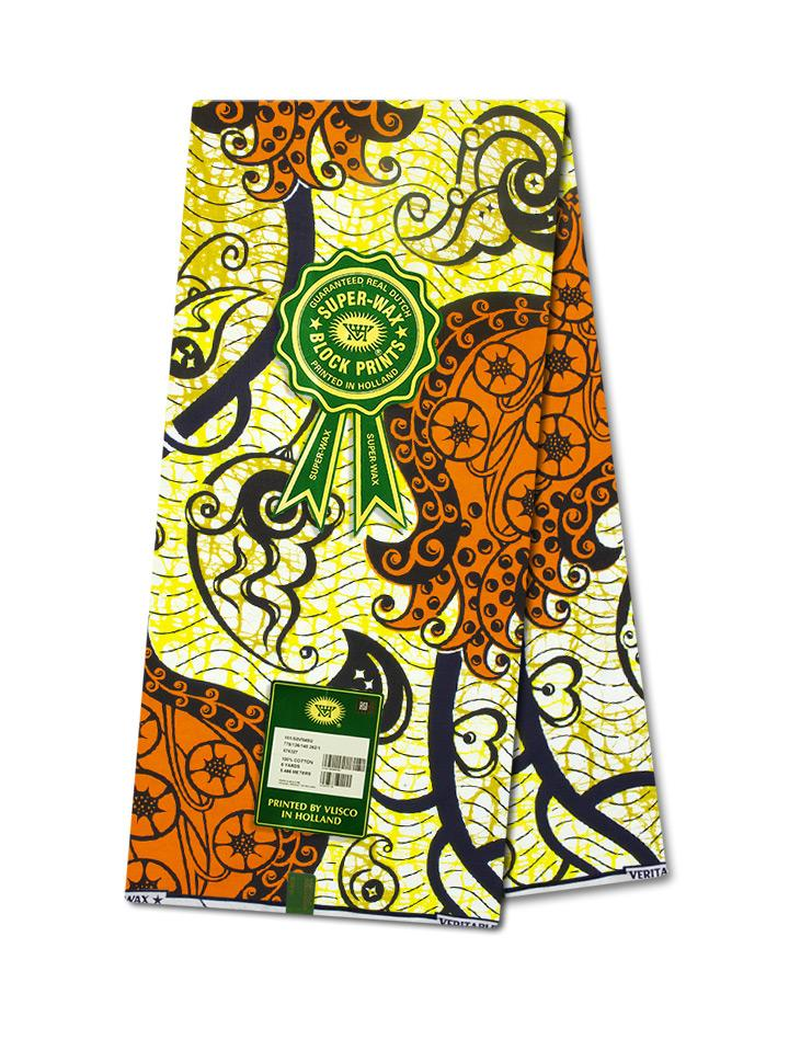 Vlisco Super Wax Collection VSW552 - NEW!