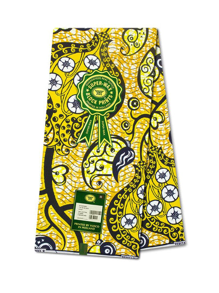Vlisco Super Wax Collection VSW553 - NEW!