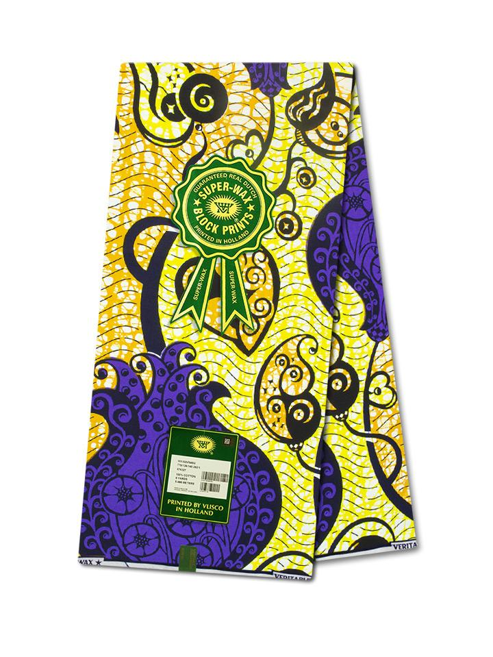 Vlisco Super Wax Collection VSW554 - NEW!