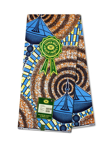Vlisco Super Wax Collection VSW632