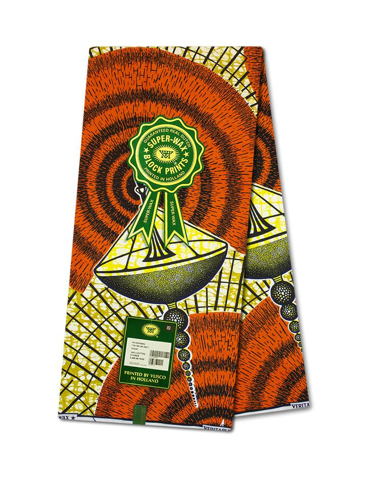 Vlisco Super Wax Collection VSW637