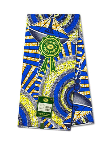 Vlisco Super Wax Collection VSW640