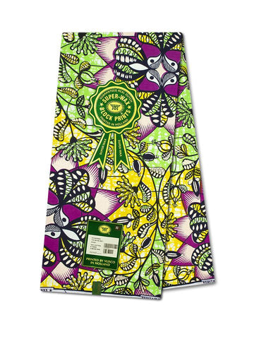 Vlisco Super Wax Gold Edition VG279 - NEW!