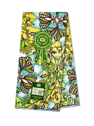 Vlisco Super Wax Gold Edition VG280 - NEW!