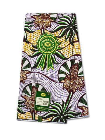 Vlisco Super Wax Gold Edition VG293 - NEW!