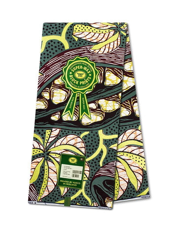 Vlisco Super Wax Gold Edition VG296 - NEW!