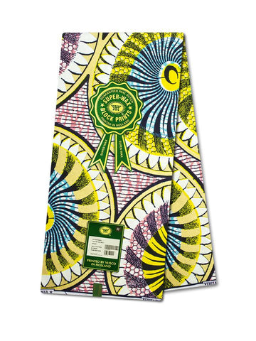 Vlisco Super Wax Gold Edition VG304 - NEW!