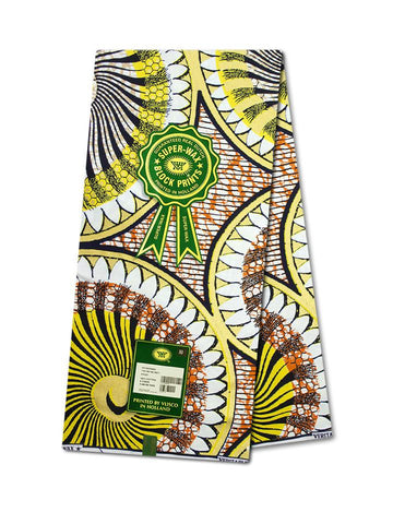 Vlisco Super Wax Gold Edition VG305 - NEW!