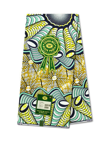 Vlisco Super Wax Gold Edition VG310 - NEW!