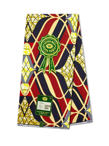 Vlisco Super Wax Gold Edition VG318 - NEW!