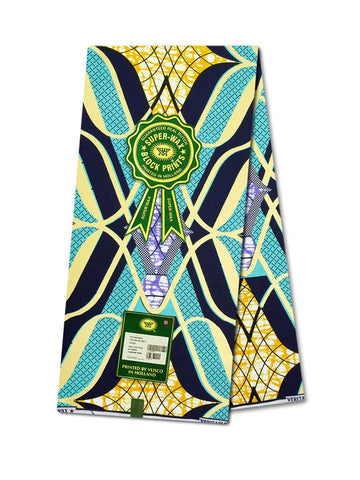 Vlisco Super Wax Gold Edition VG319 - NEW!