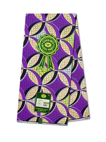 Vlisco Super Wax Gold Edition VG321 - NEW!