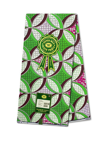 Vlisco Super Wax Gold Edition VG322 - NEW!