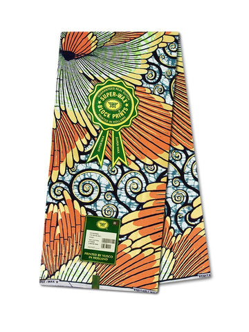 Vlisco Super Wax Gold Edition VG325 - NEW!