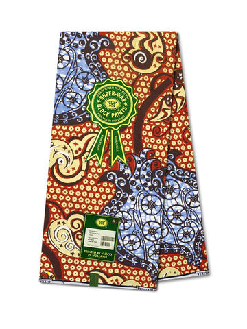 Vlisco Super Wax Gold Edition VG326 - NEW!