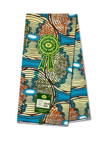 Vlisco Super Wax Gold Edition VG368 - NEW!
