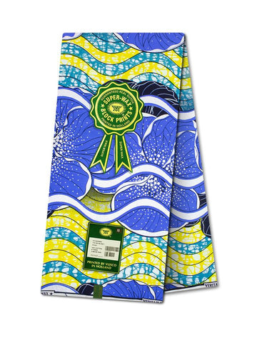 Vlisco Super Wax Gold Edition VG376 - NEW!