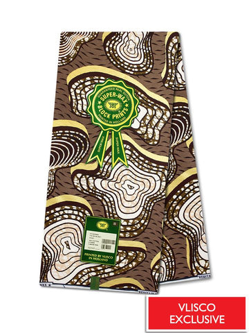 Vlisco Super Wax Gold Exclusive - VESW0211