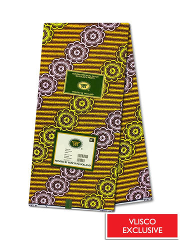 Vlisco Wax Hollandais Exclusive - VH46 - NEW!