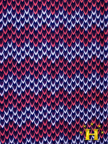 Vlisco Wax Hollandais New Fabric Type Cotton Satin 229 - NEW!