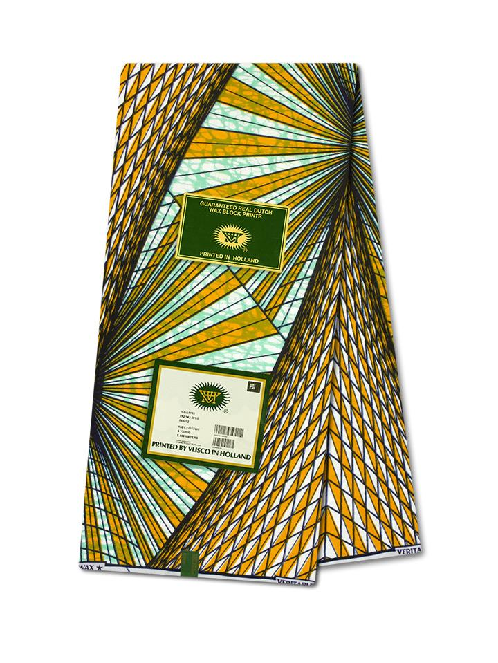 Vlisco Wax Hollandais Wax Print VH312 - NEW!