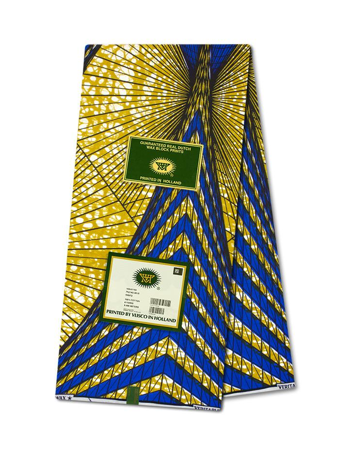 Vlisco Wax Hollandais Wax Print VH313 - NEW!