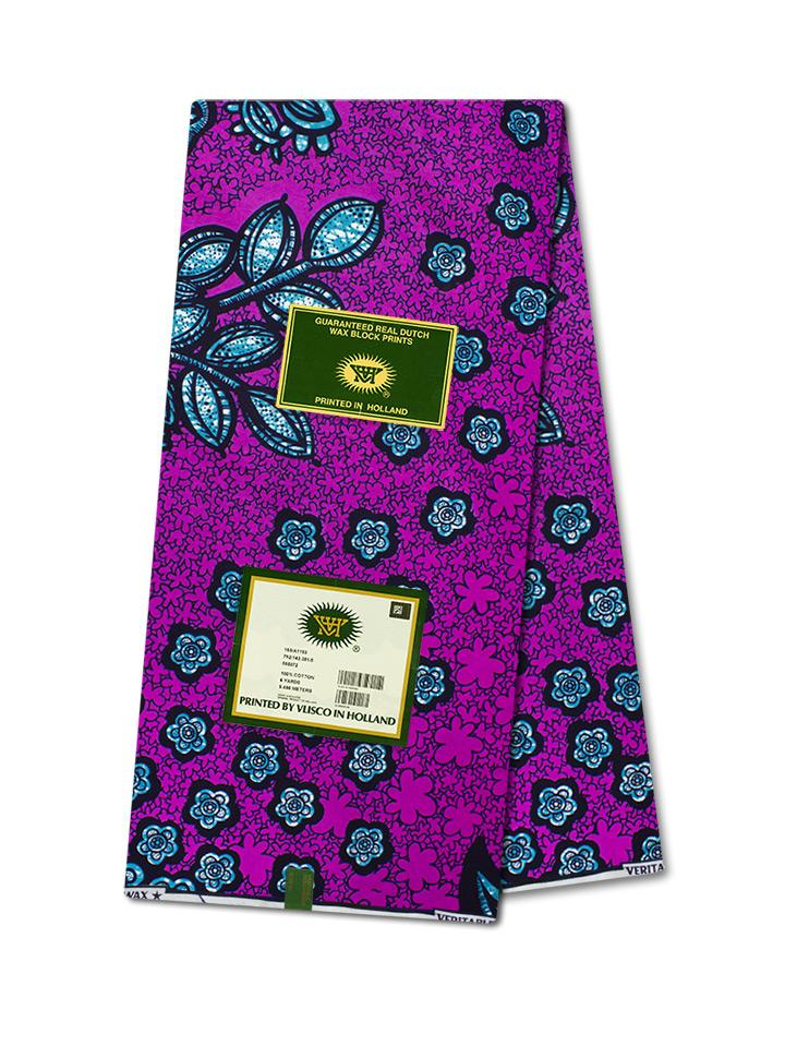 Vlisco Wax Hollandais Wax Print VH319 - NEW!