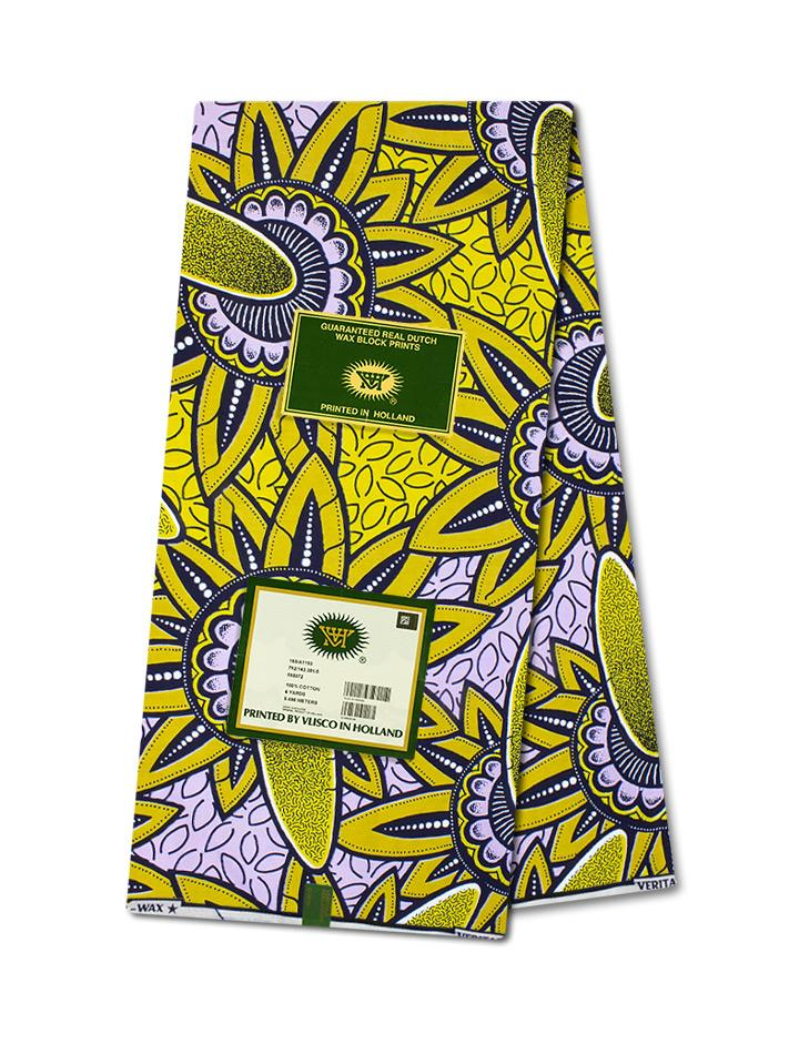 Vlisco Wax Hollandais Wax Print VH340 - NEW!