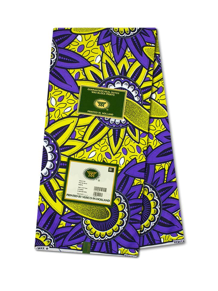 Vlisco Wax Hollandais Wax Print VH343 - NEW!