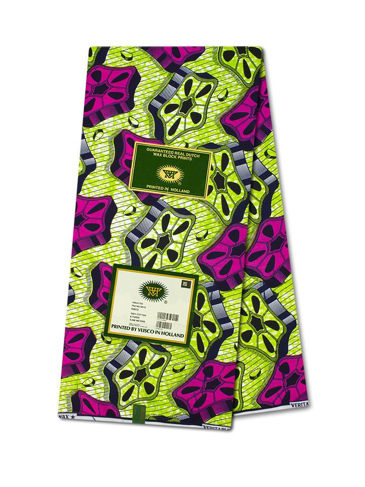 Vlisco Wax Hollandais Wax Print VH365 - NEW!