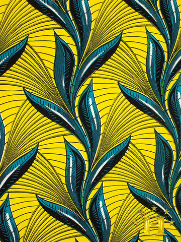 Vlisco Wax Hollandais Wax Print VH394 - NEW!