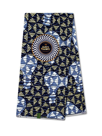 Vlisco Wax Wax Special Edition Gold 37 - NEW