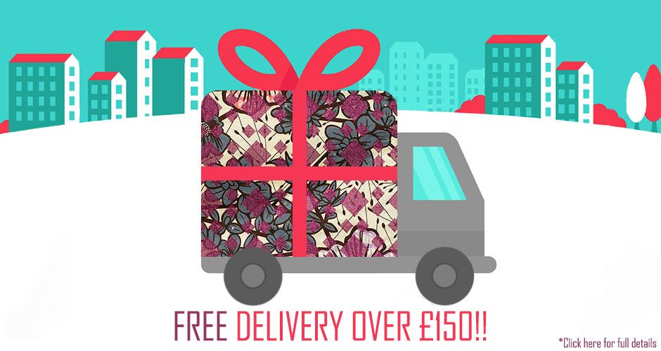 African Fabrics | Free Delivery