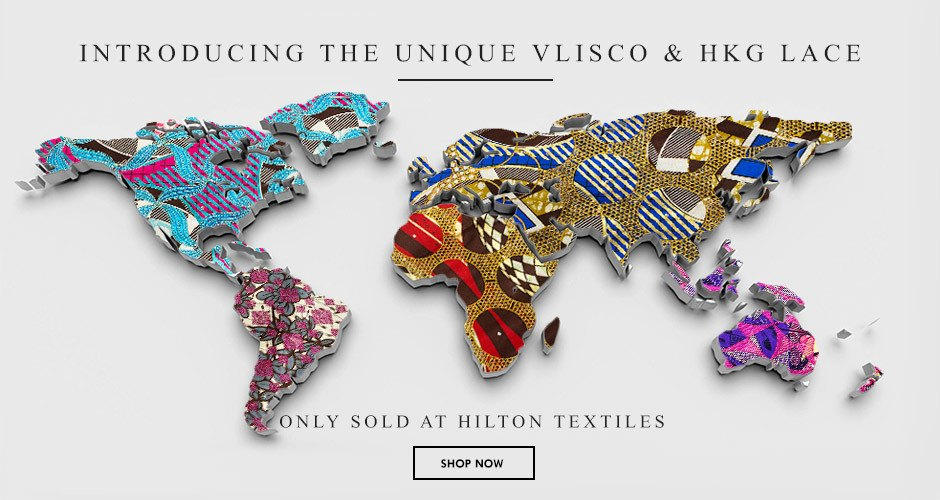 Voile Lace Exclusive - African Textiles