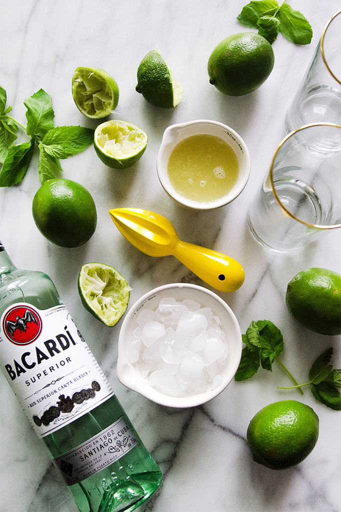 How to make a proper Mojito