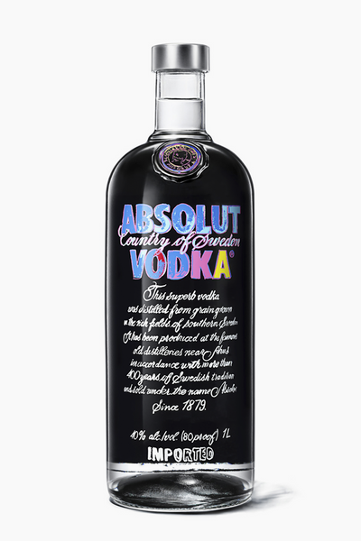 Absolut Vodka Andy Warhol Edition 70cl