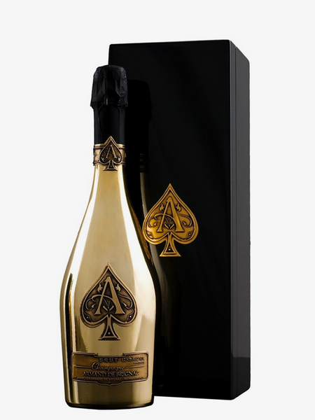 Armand De Brignac Gold 75 cl - Black Box