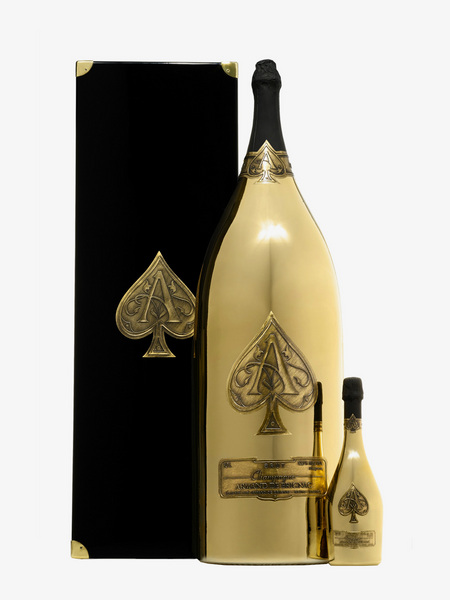 Armand De Brignac Gold Midas 30 L - Black Box