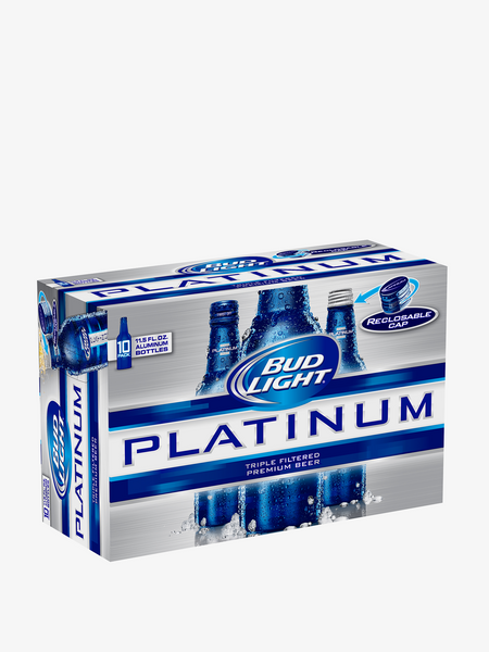 Bud Light Plantinum 10 Pack