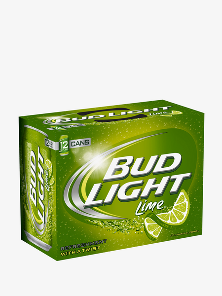 Bud Light Lime 12 Pack