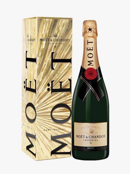 Moet & Chandon Brut Imperial Champagne 75cl in Moet Box