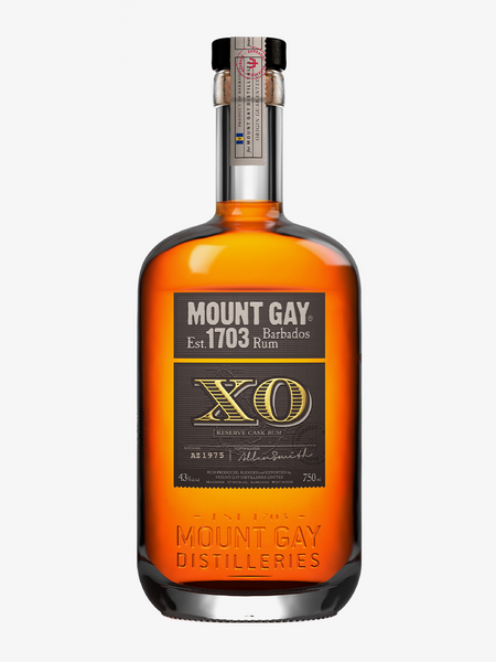 Mount Gay XO 50th Anniversary