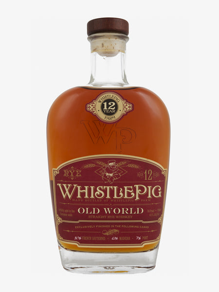 Whistle Pig Old World