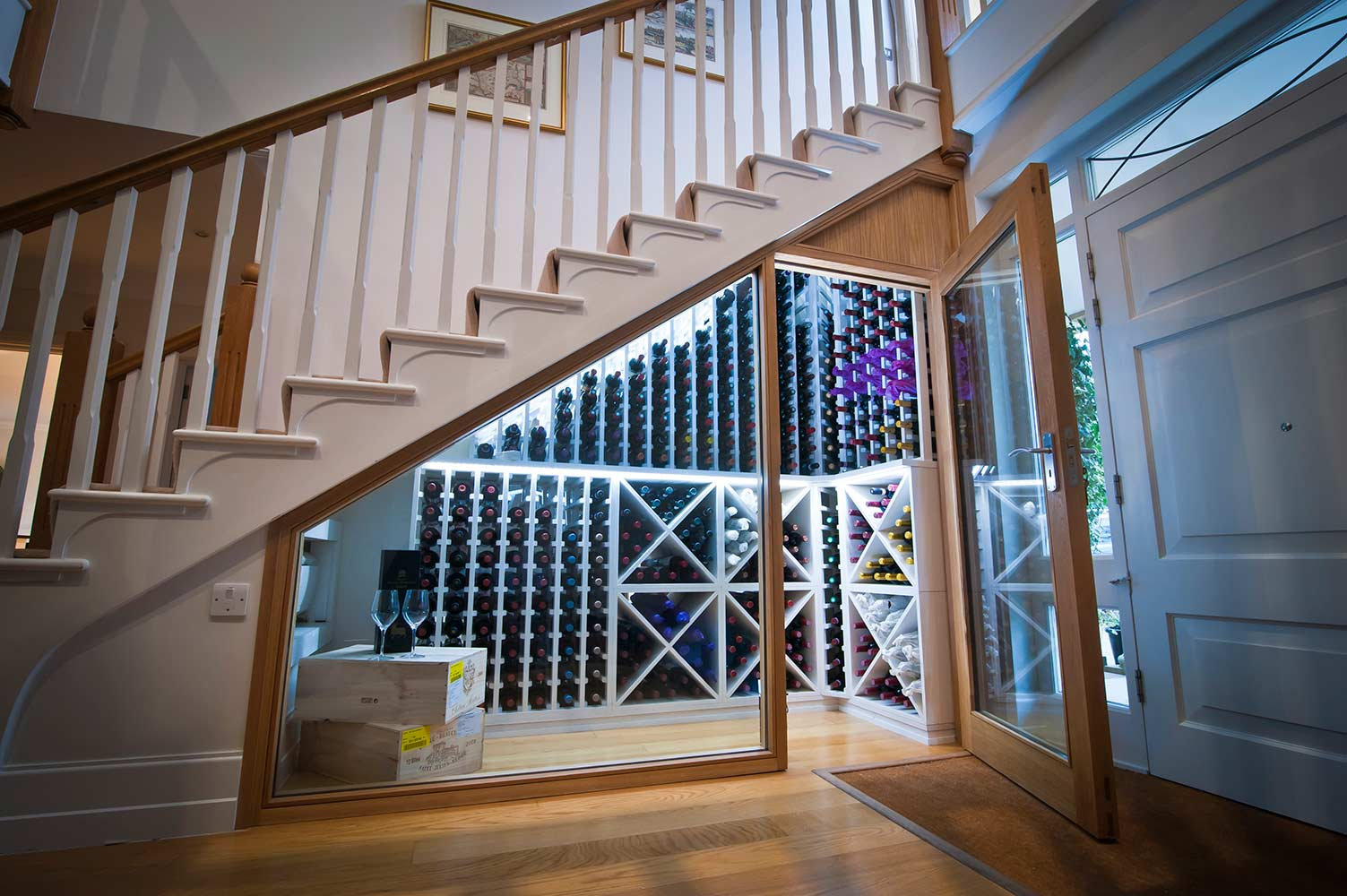 Wine Storage Solutions The Organised Store