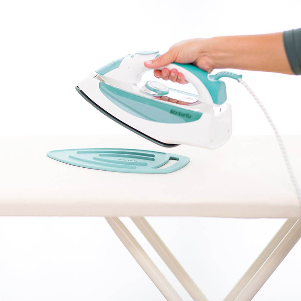 Silicone Heat Iron Pad Mint - The Organised Store
