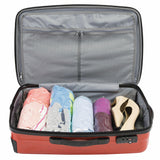 Travel Storage Bags- Set of 4 - The Organised Store
